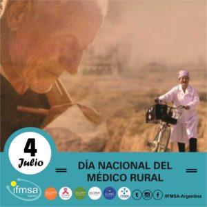 dia medico rural ifmsa - argentina