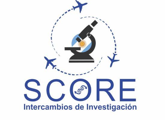 SCORE Argentina Logo