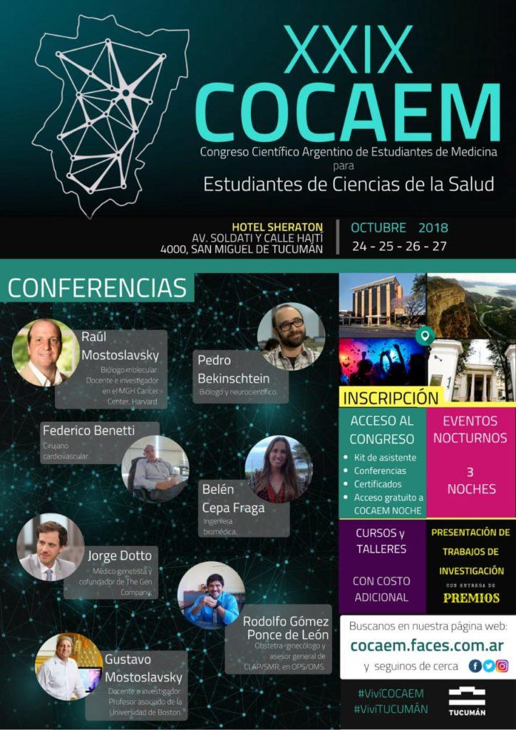 CoCAEM Tucumán 2018