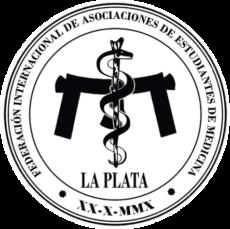 Logo La Plata